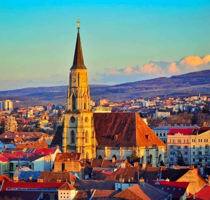 cluj places to visit in eastern europe