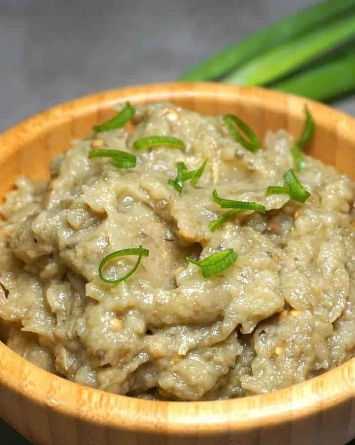 Salata de Vinete - Eggplant Dip