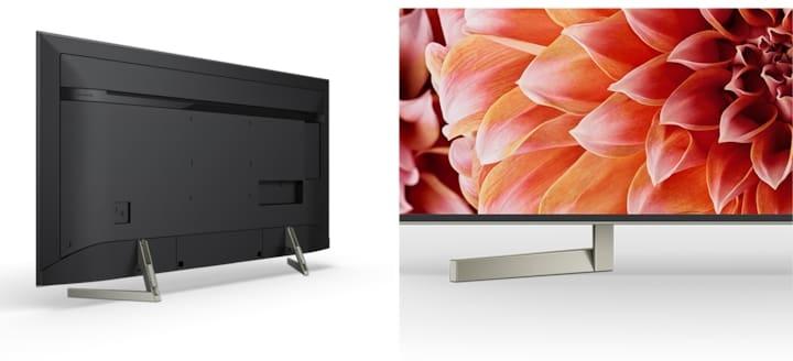 Diseño TV Sony XF9005