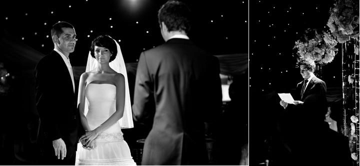 wedding speech during ceremony