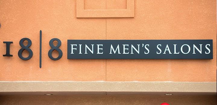 18 8 Fine Men's Salon San Diego, CA