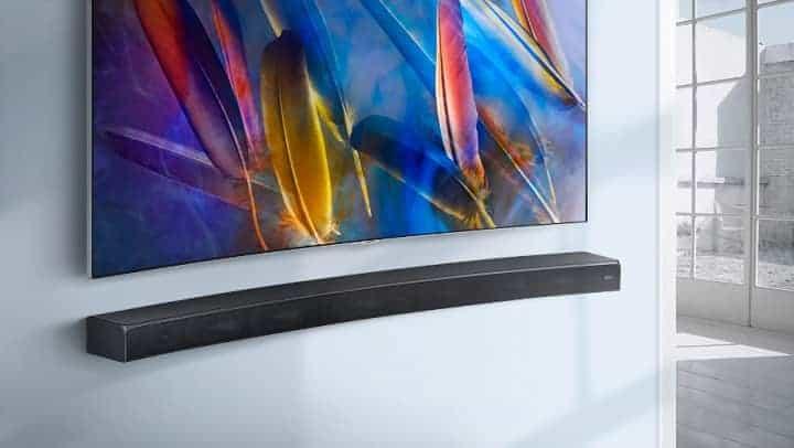Barras de sonido Samsung 2017 MS6500