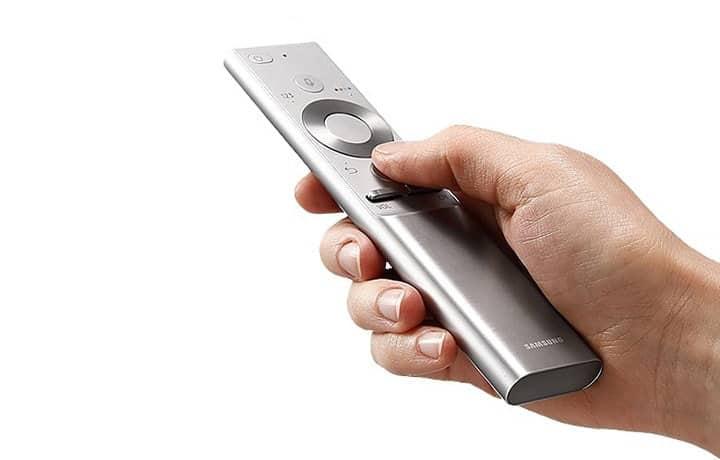 Mando Smart Premium incluido en Samsung MU7055
