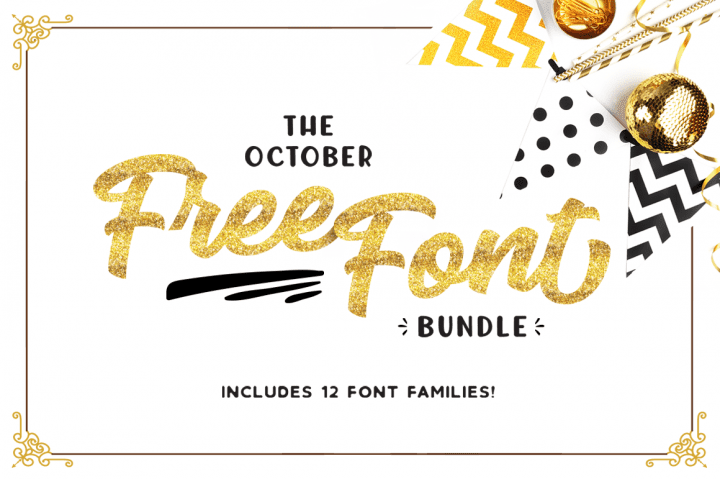 Free Fonts Bundle
