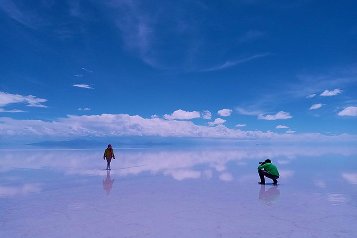 Bolivia Destinations - Uyuni Salt Flats