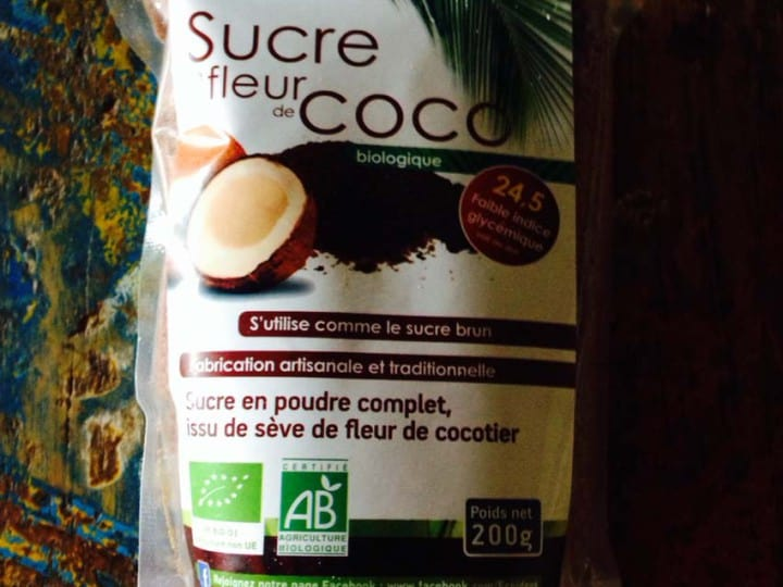 Le sucre de coco a tout pour plaire !