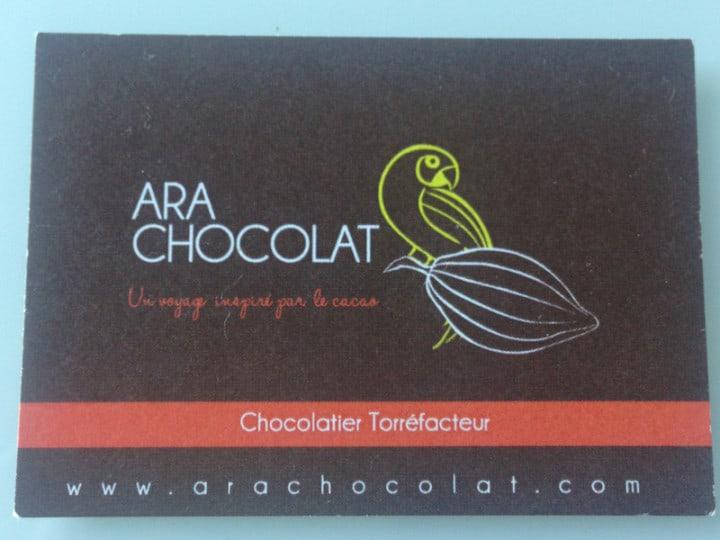 Ara Chocolat : un véritable bonheur gustatif !