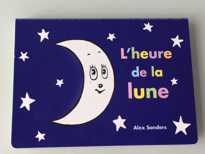 L'heure de la lune d'Alex Sanders