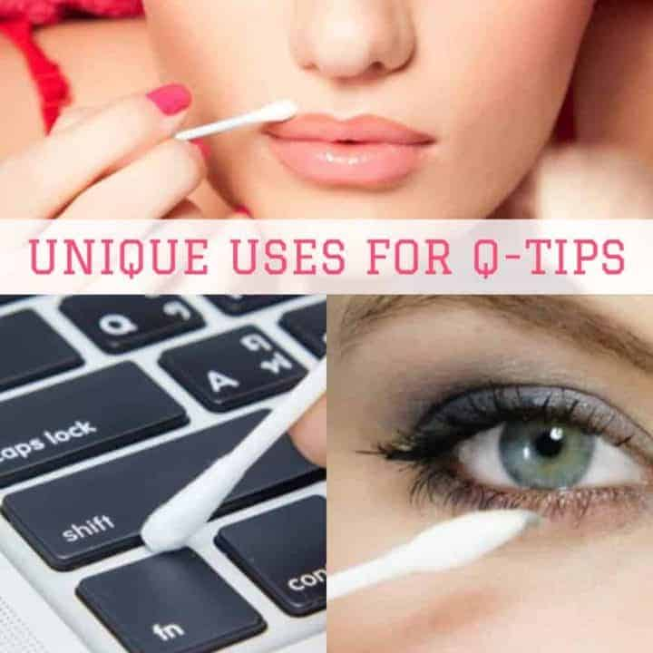 10 Unique Ways You Can Use Q-Tips Throughout The Home