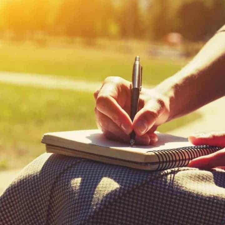 First Quarter Journaling Tips and Ideas (A Year of Journaling: Week 2)