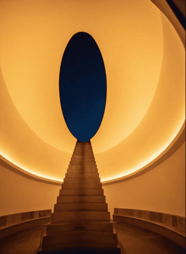 James Turrell, light art