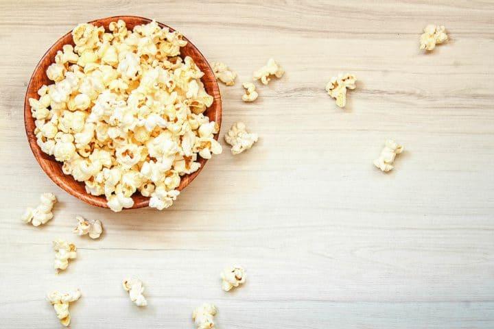 Movie Night Infused Potcorn recipe