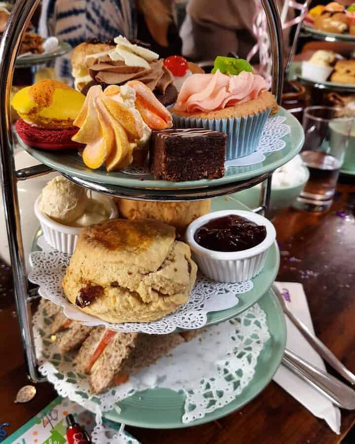 Afternoon Tea:  A Very British Tradition That You Must Experience in the UK