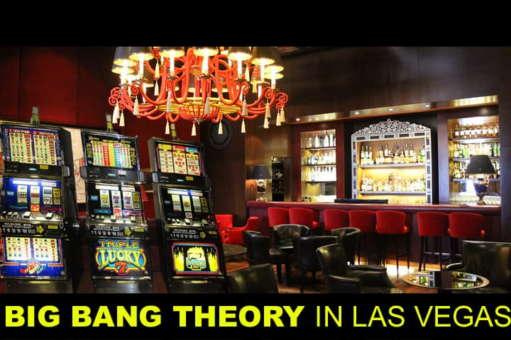 Big Bang Theorie in Las Vegas