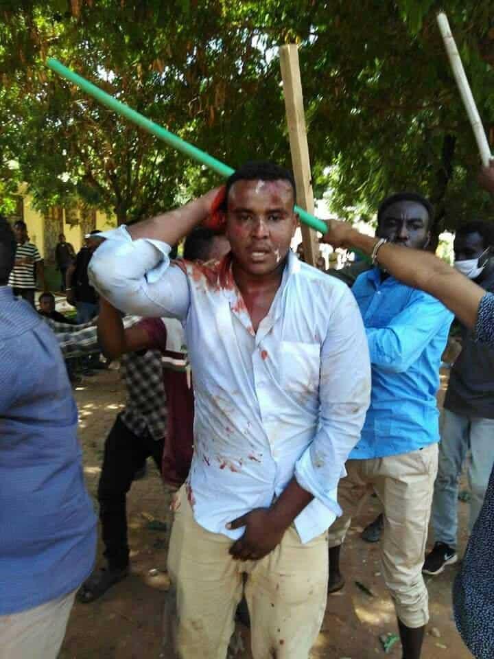 Photo of طلاب الزعيم الأزهري يحظرون نشاط المؤتمر الوطني بالجامعة