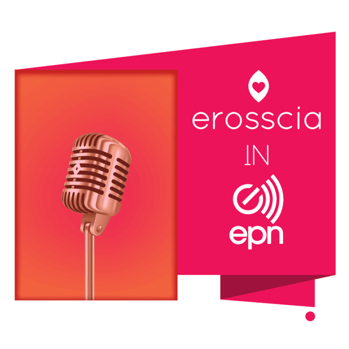 Erosscia featured on the EPN Podcast