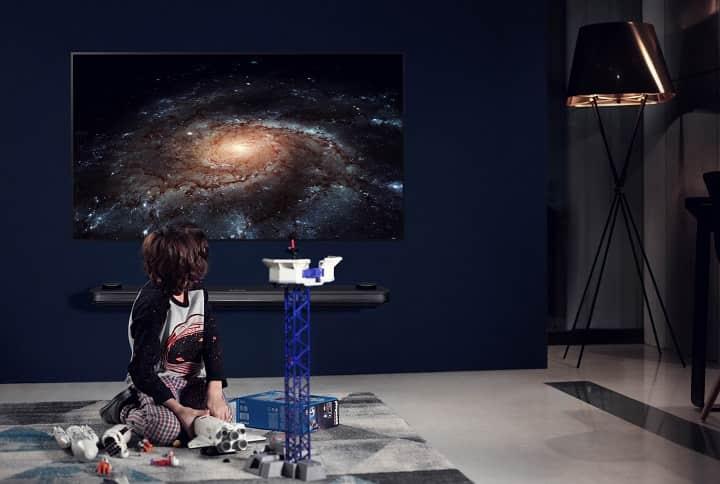 Nueva gama de televisores lg 2017