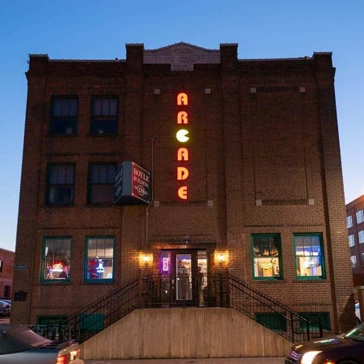 The Arcade - Wichita, KS