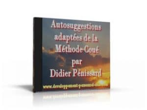 autosuggestion méthode Coué mp3 gratuite