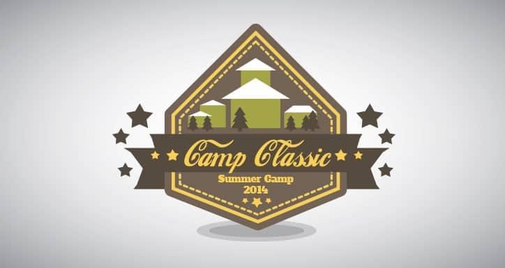 Camp Classic logo