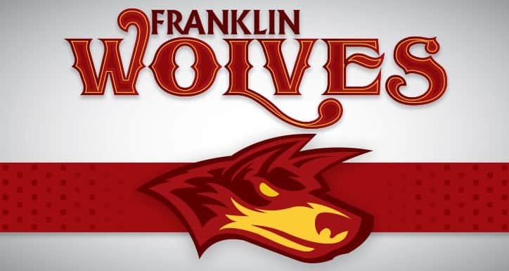 Franklin Wolves logo