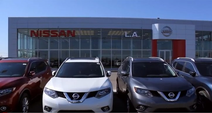 LA Nissan - Professional Video Production