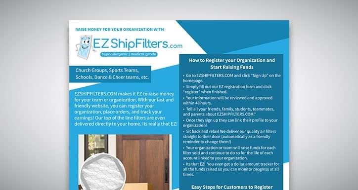 EZSF - Print - Flier
