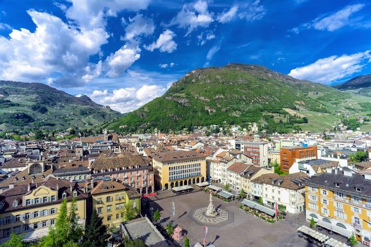 Bolzano centro ztl