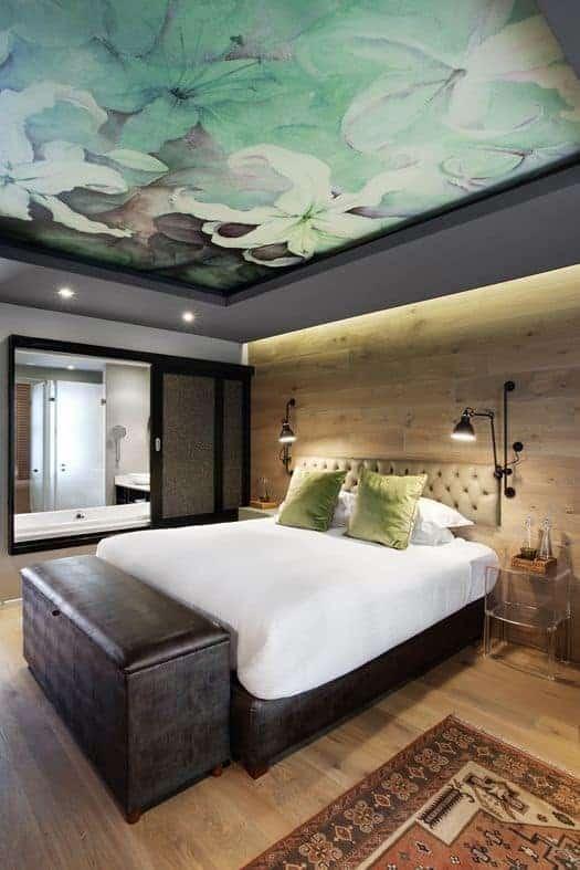 wallpaper for false ceiling