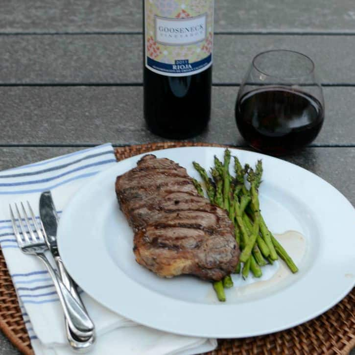 Grilling with Gooseneck WInes