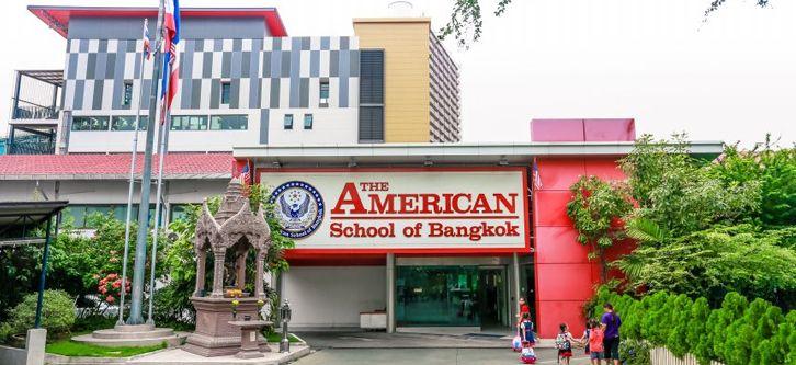 trường trung học American school of bangkok