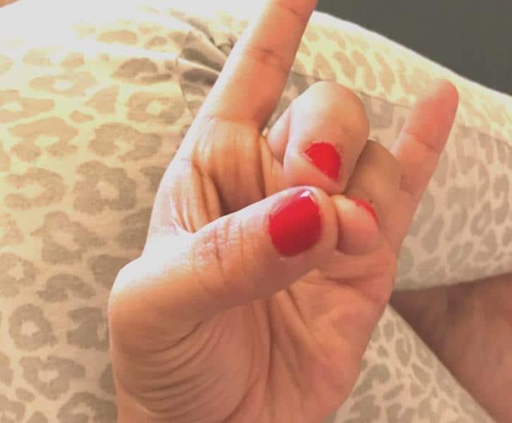finger yoga - Übung