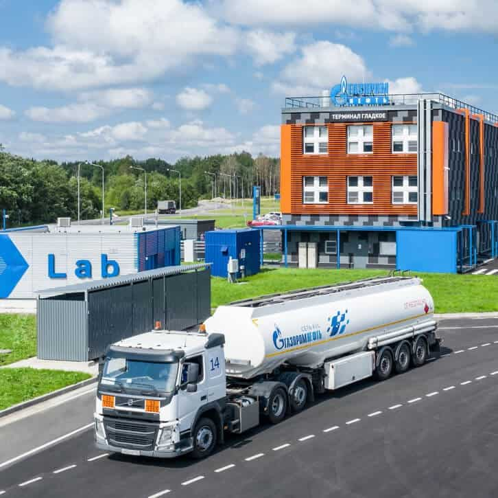 Цифровая система мониторинга транспорта «Газпром нефти» повысит безопасность перевозок