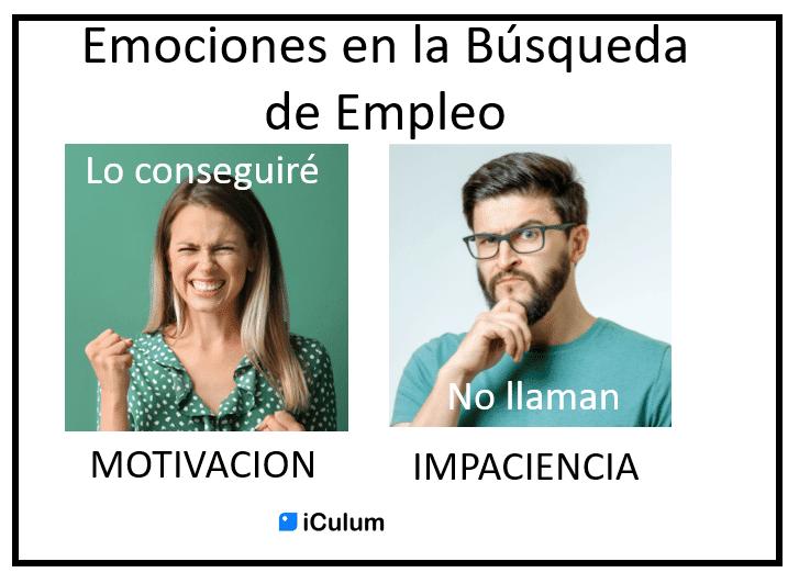 iCulum emociones búsqueda empleo