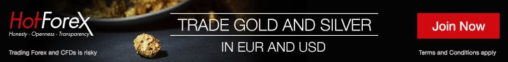 trade gold hotforex