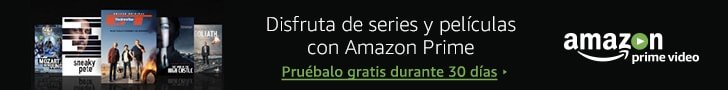 Probar un mes gratis Amazon Prime Video