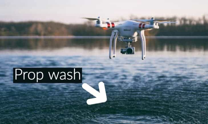 drone prop wash