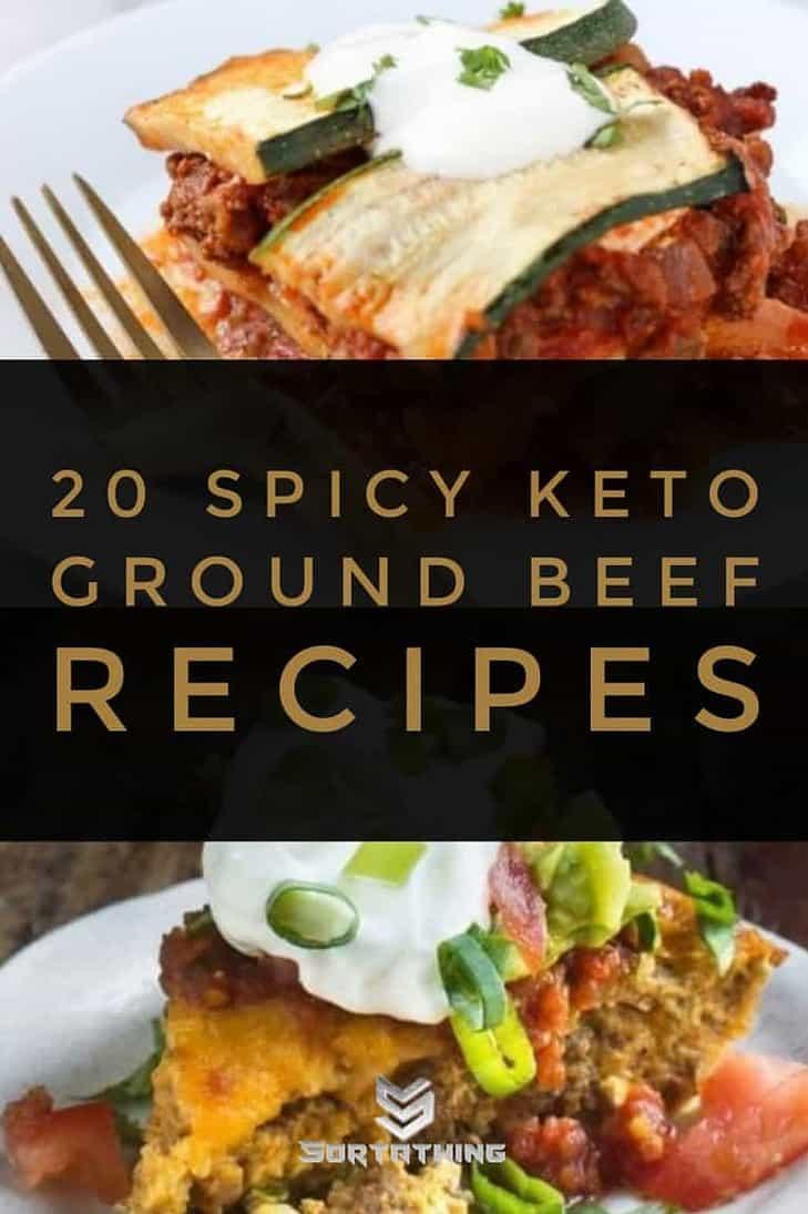 Keto Mexican Lasagna & Low-Carb Crustless Taco Pie