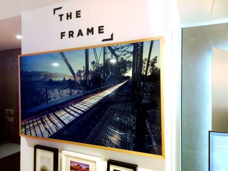 Televisor Samsung The Frame
