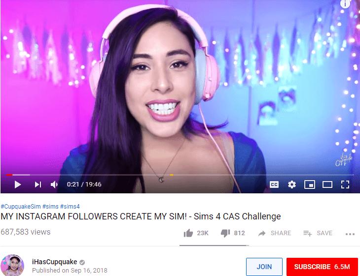 Tiffany Garcia Female YouTubers