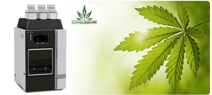 HPLC Cannabis Test