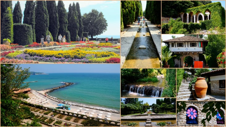 Balchik Botanischer Garten