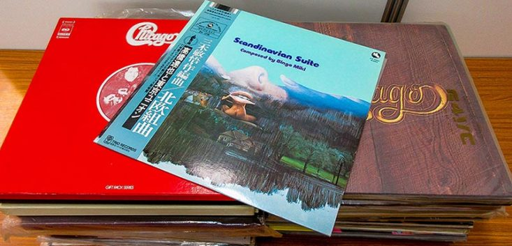 大阪のレコード買取専門店「TU-Field」では、積極的にシカゴなど洋楽ロックの中古レコードを高価買い取りしております
