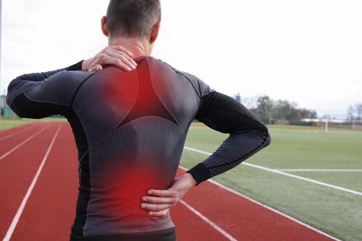 Workout Back Pain