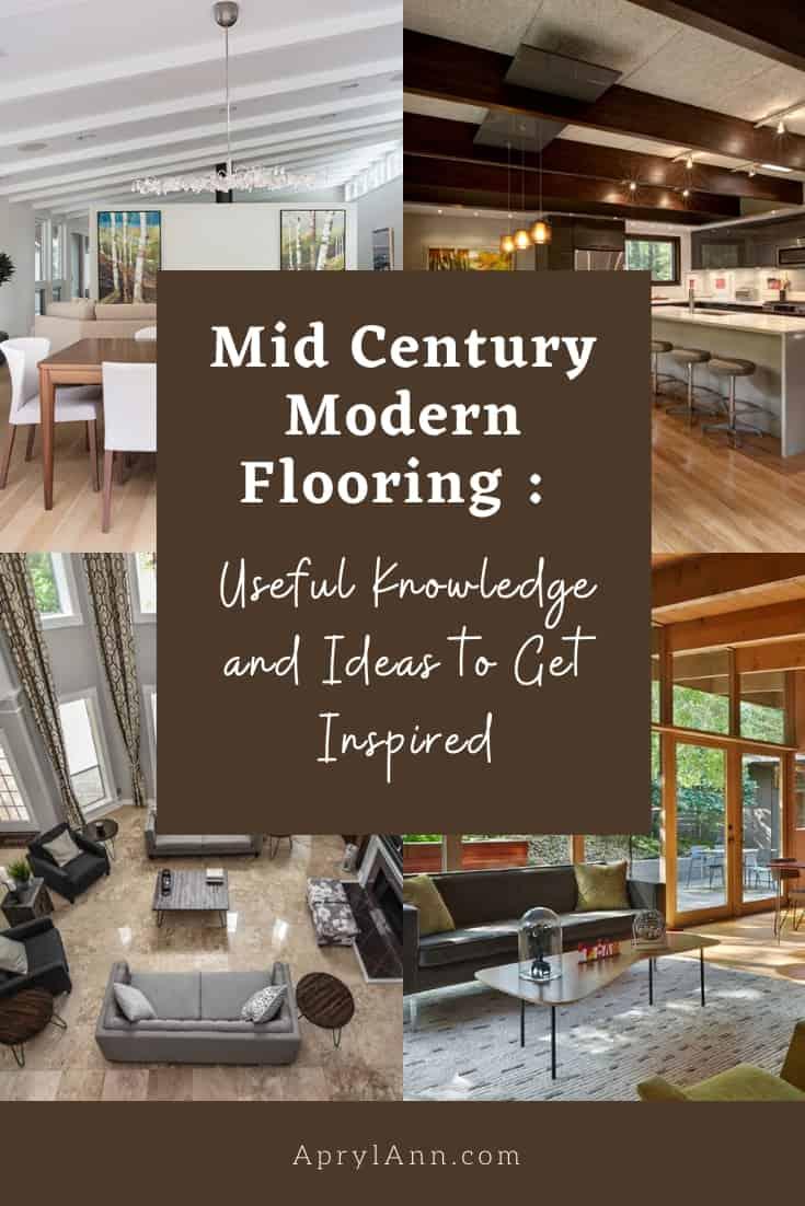 Mid Century Modern Flooring