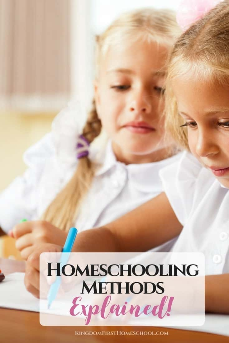 "Homeschooling is not ""one size fits all"", but rather an assortment of homeschooling methods. Lets explore the different ways to homeschool to find your perfect fit."