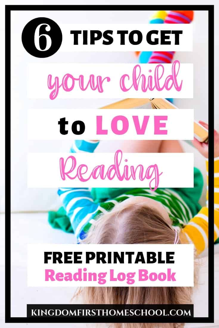 Getting your kid to read a book may seem torturous, but it doesn't need to be! There are steps you can take and a few things you can do to help encourage them to enjoy it. Read 6 tips to encourage your child to love reading.