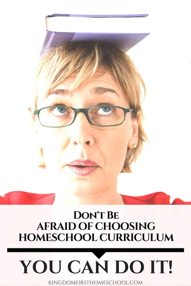 Let's be honest; choosing homeschool curriculum causes fear for many parents. It doesn't have to be scary! 10 Practical Tips from homeschool veteran moms.