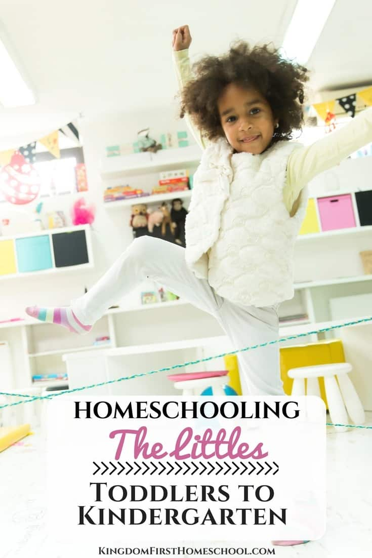 Homeschooling little ones shouldn't be work, work, work keep it fun, fun, fun and they will thrive from toddlers to kindergarten. Homeschooling little ones - Toddlers to Kindergarten