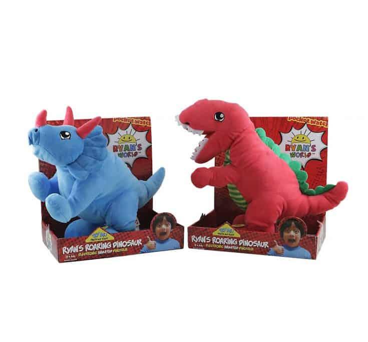 Ryan's World Roaring Dinosaur